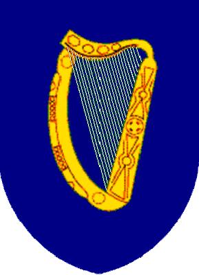 state emblem Republic of Ireland