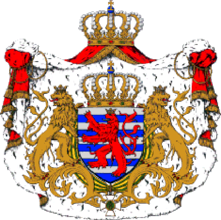 state emblem Grand Duchy of Luxembourg