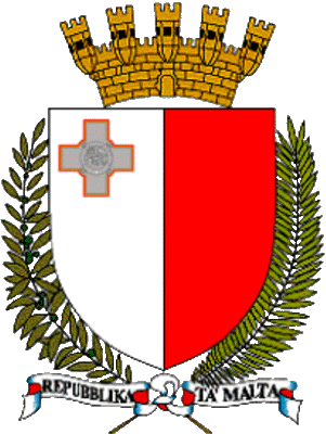 На мальте мальта флаг мальты герб