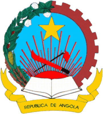 image flag Republic of Angola