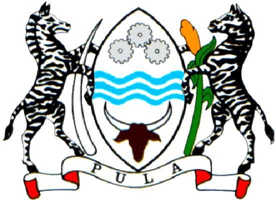 image flag Republic of Botsuana