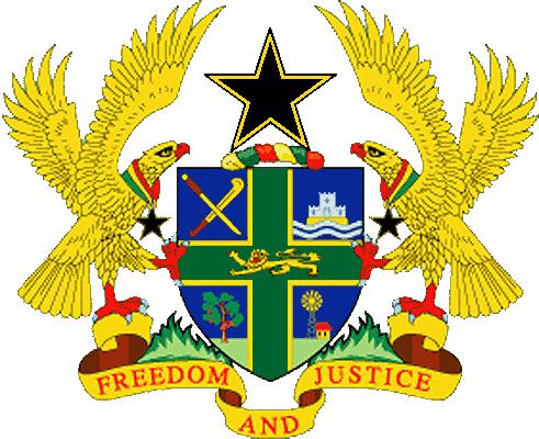 image flag Republic of Gana