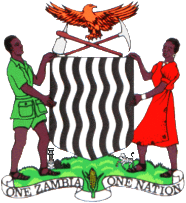 image flag Republic of Zambia