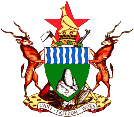 state emblem Republic of Zimbabwe