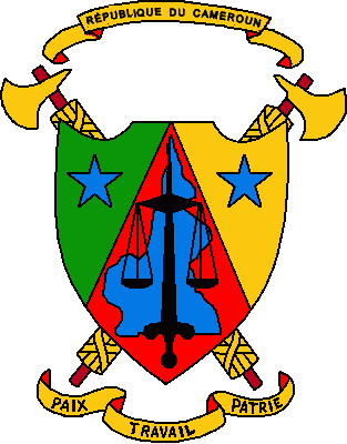 state emblem Federal Republic of Cameroon