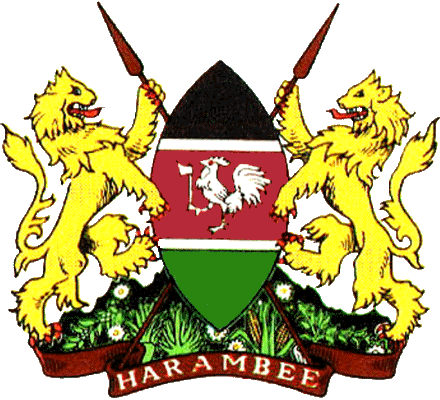 state emblem Republic of Kenya