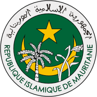 image flag Islamic Republic of Mauritania