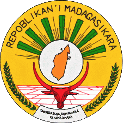 image flag Republic of Madagascar