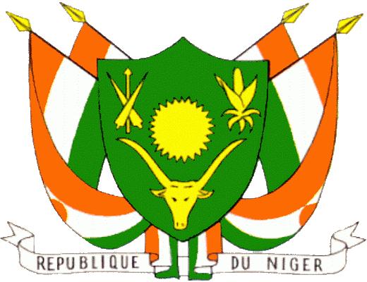 state emblem Republic of Niger