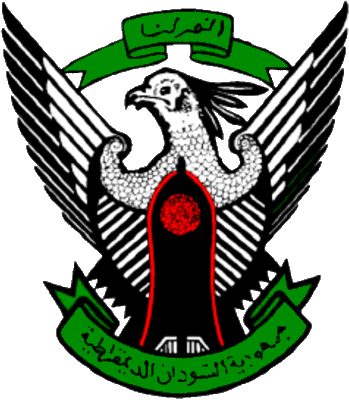 state emblem Republic of Sudan