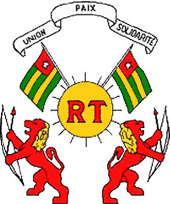 state emblem Togolese Republic