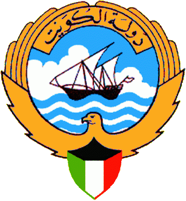 image flag State of Kuwait