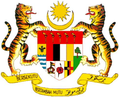 state emblem Malaysia