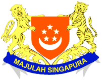 state emblem State of Singapore