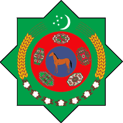 image flag Republic of Turkmenistan