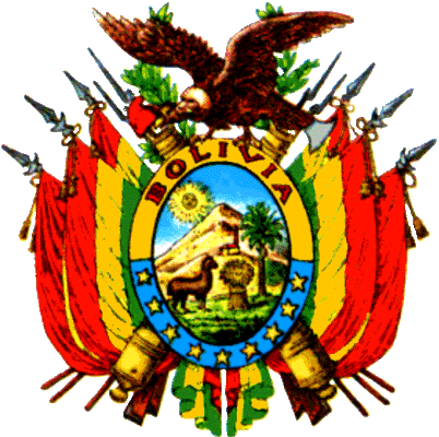 image flag Republic of Bolivia