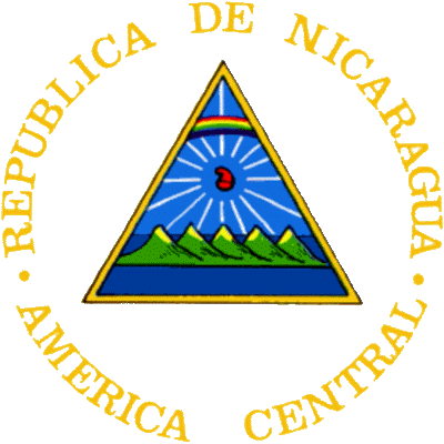 image flag Republic of Nicaragua