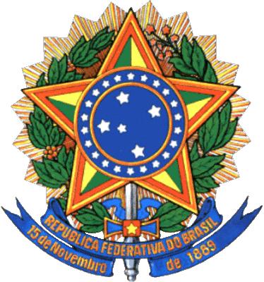 state emblem Federative Republic of Brazil