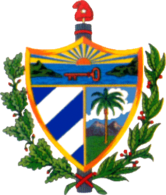 image flag Republic of Cuba