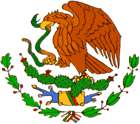 state emblem Unaited States of Mexico