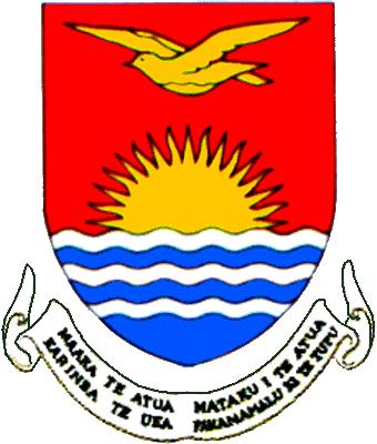 state emblem Republic of Kiribati