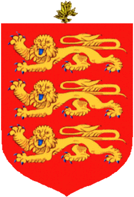 state emblem Bailewick of Guernsey