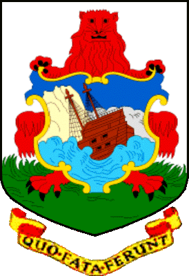 state emblem The Bermuda Islands (The Somers Isles)
