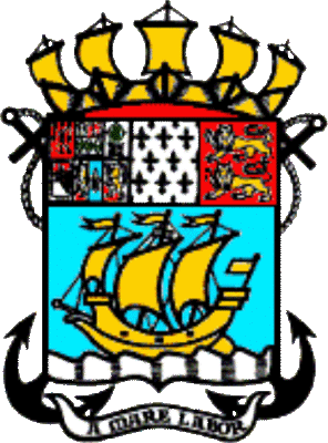 state emblem Territorial Collectivity of Saint Pierre and Miquelon