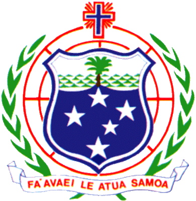 image flag Independent State of Samoa