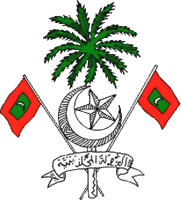 image flag Republic of Maldives