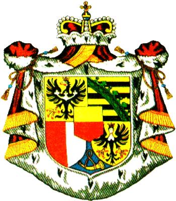 state emblem Principality of Liechtenstein