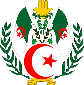 image flag People's Democratic Republic of Algeria