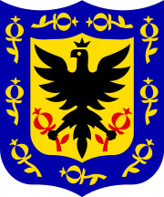 state emblem Viceroyalty of New Granada
