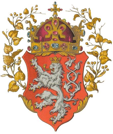 state emblem Bohemian Kingdom
