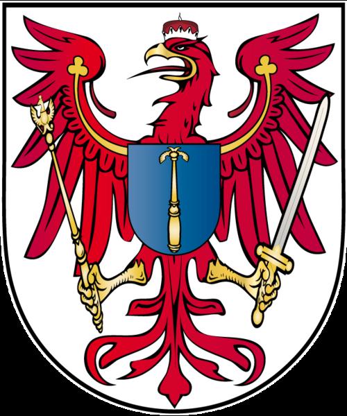 state emblem Margraviate of Brandenburg