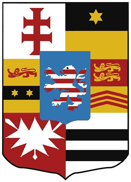 state emblem Landgraviate of Hesse-Darmstadt