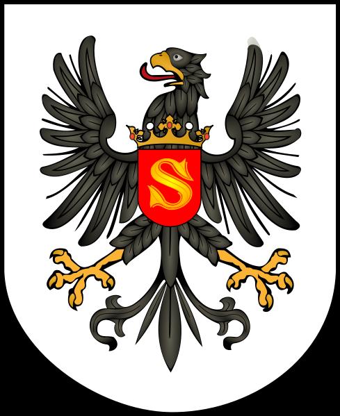 state emblem Duchy of Prussia