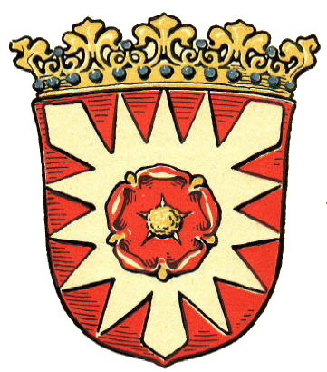 state emblem Free State of Schaumburg-Lippe