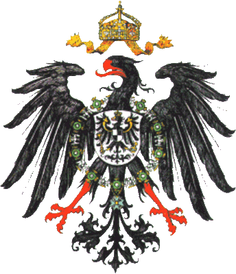 state emblem German Empire