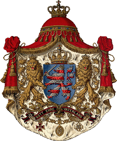 state emblem Grand Duchy of Hesse and by Rhine