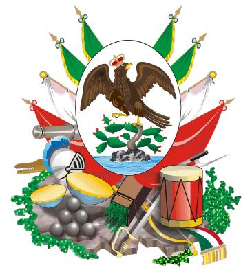 state emblem Mexican Empire
