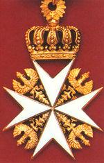 image flag Brandenburg Bailiwick of the Knights' Order of the Hospital of St John in Jerusalem