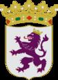 state emblem Kingdom of Leon