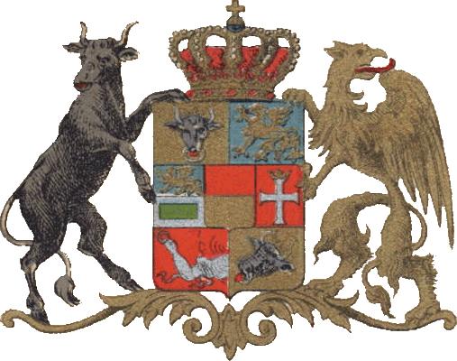 state emblem Mecklenburg-Strelitz