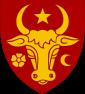 state emblem Principality of Moldavia
