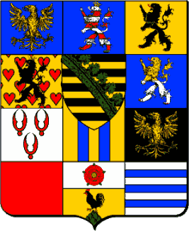 state emblem Duchy of Saxe-Weimar