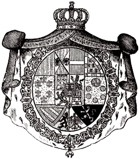 state emblem Kingdom of Spain 2nd