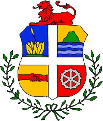 герб острова