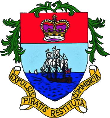 state emblem British Bahamas