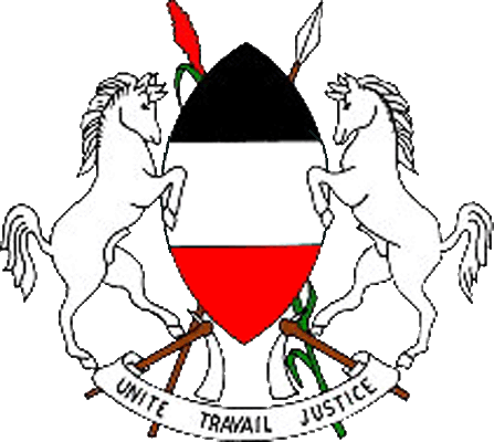 state emblem Republic of Upper Volta